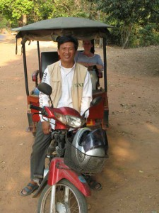 Wait, what? An electric TukTuk, but you only pay me 10 cents a day?!?